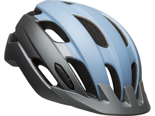 Bell Trace LED Helmet Women, azul/gris